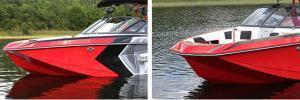 Nautique boat G23 G25 hull