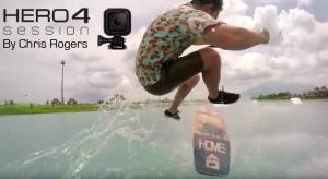 GOPRO Hero4 Chris Rogers