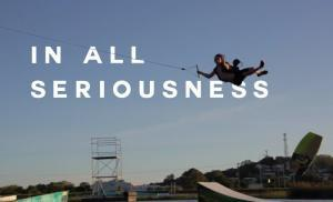 In All Seriousness - Jacob Vinall