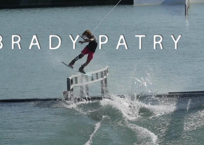 BRADY PATRY talented rider CWC