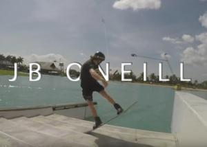 JB ONEILL Wakeboarder CWC
