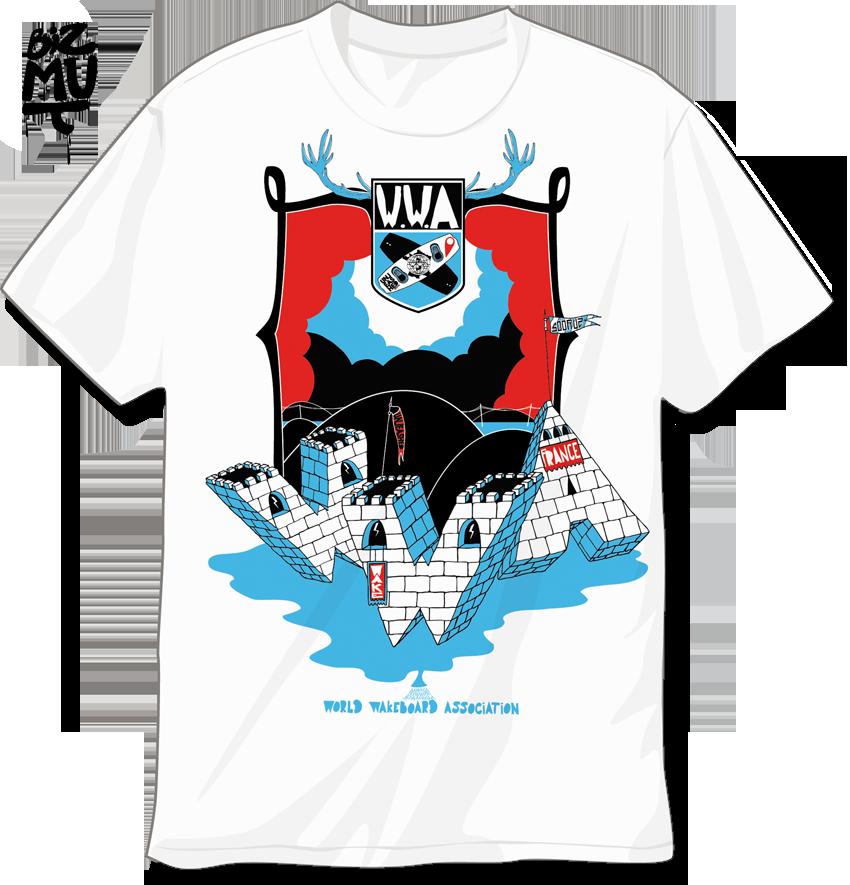 Tshirt Castle WWA