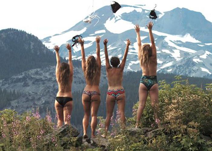 Mountain Babes