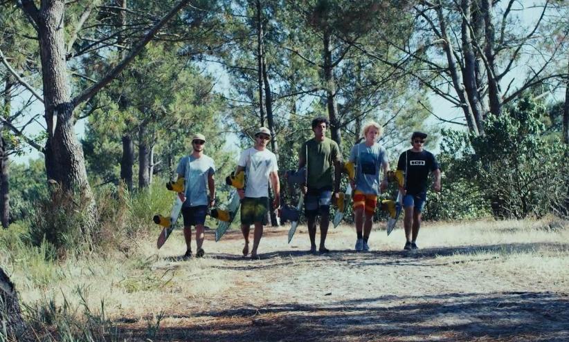 The Castor Crew