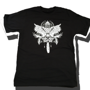 Unleashed tshirt Cheyenne