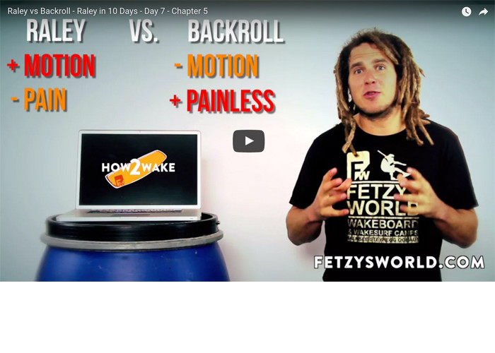 Raley vs Backroll by Fetzy