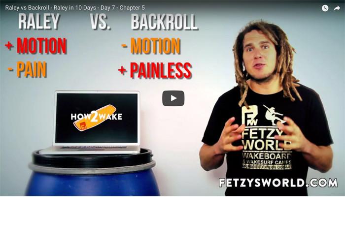 Raley vs Backroll by Fetzy