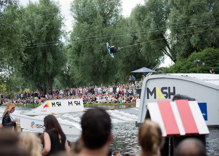 2016 Munich MASH Wakeboard