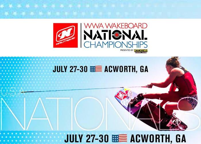 Wakeboard National Championships Georgia