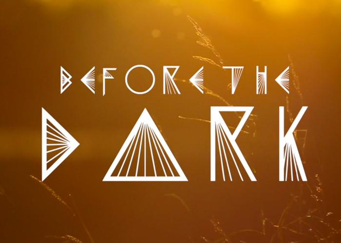 Before the dark Nick Davies