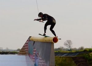 James Harrington wakeskate 2016