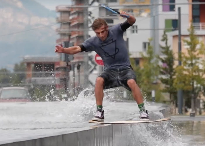 Grenoble City Winch Ken Gillet