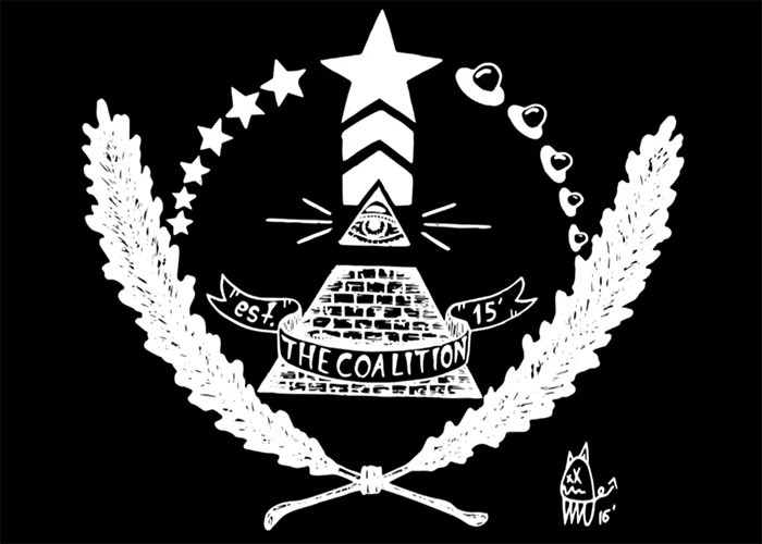 the coalition X Slingshot