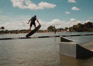 Wakeboarding 2016 Yan Tibo