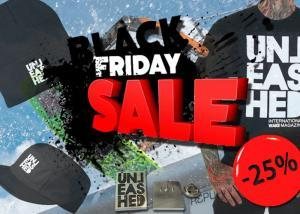 black friday UNLEASHED