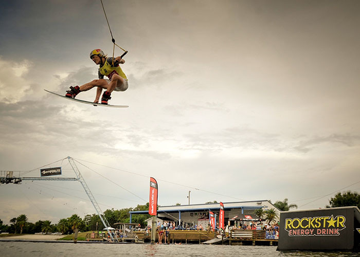 Guenther Oka Wake Park World series