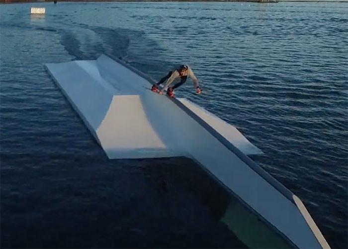 unit parktech wild wake ski