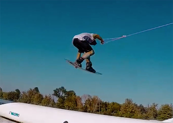 wakeboarding in poland