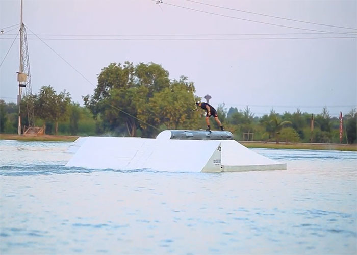 Alexey Mamyshev at thai wakepark
