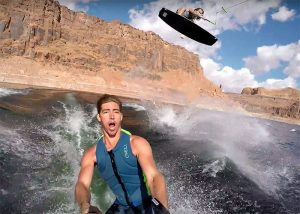 GoPro Lake Powell Wakeboarding Adventures