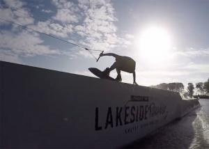 Lakeside Paradise Belgium Cablepark