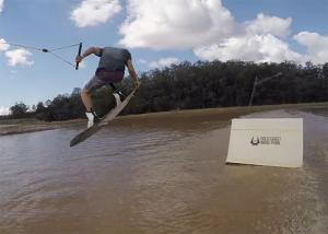Wakeboarding at Gold Coast WakePark