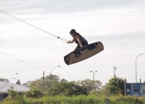 Max Brotherton at Gowake Cable Park