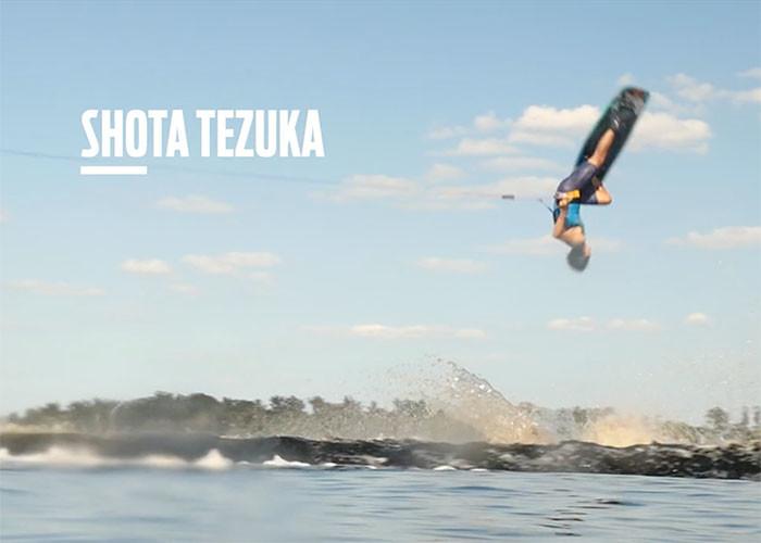 The Supra Boats team welcomes Shota Tezuka