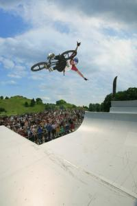 Munich mash BMX