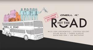O'Neill hit the road viduel