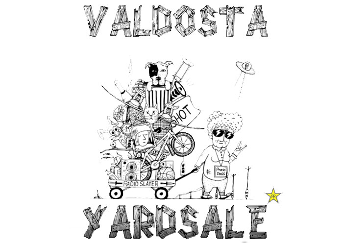 valdosta yardsale 2017 georgia
