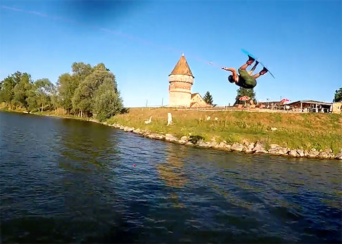 Natural Wake Park Sjors & Tom van de Kerkhof