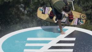 #WATERDRIVEN slingshot x ride engine