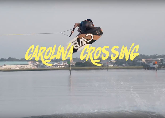 Carolina Crossing redbull