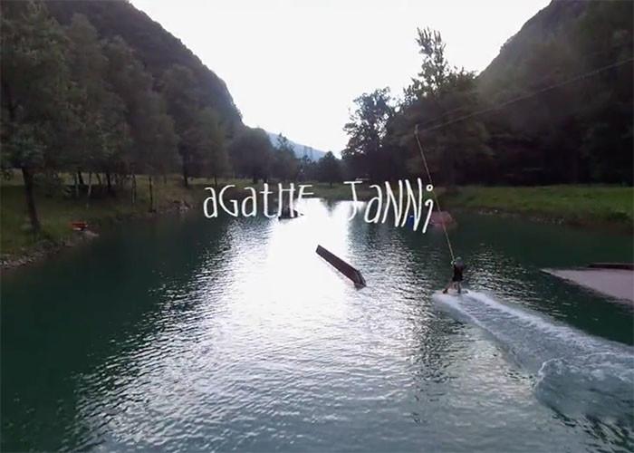 agathe janni poule wakepark
