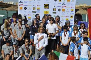 podiums 1 e&a iwwf championships