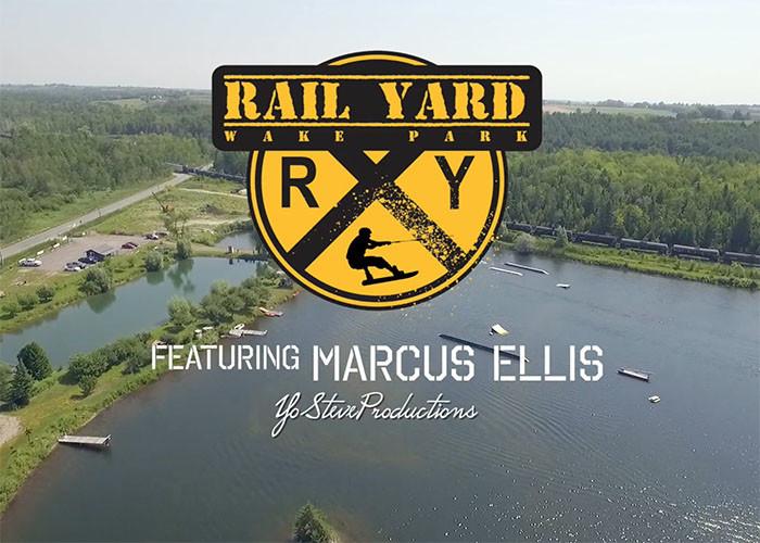 Rail Yard Wake Park Ft. Marcus Ellis