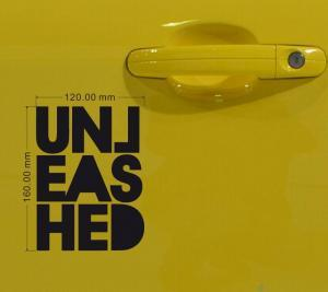 Unleashed Stickers