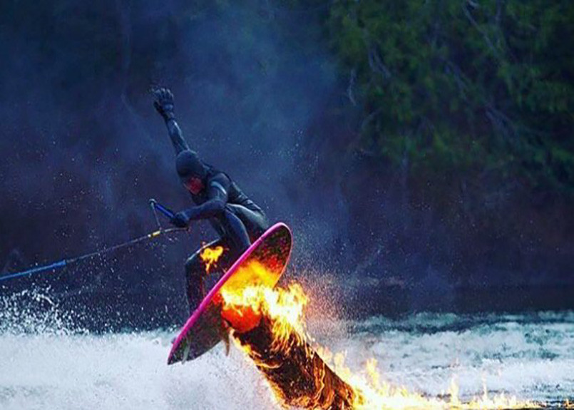wakeboarder-style-man-on-fire