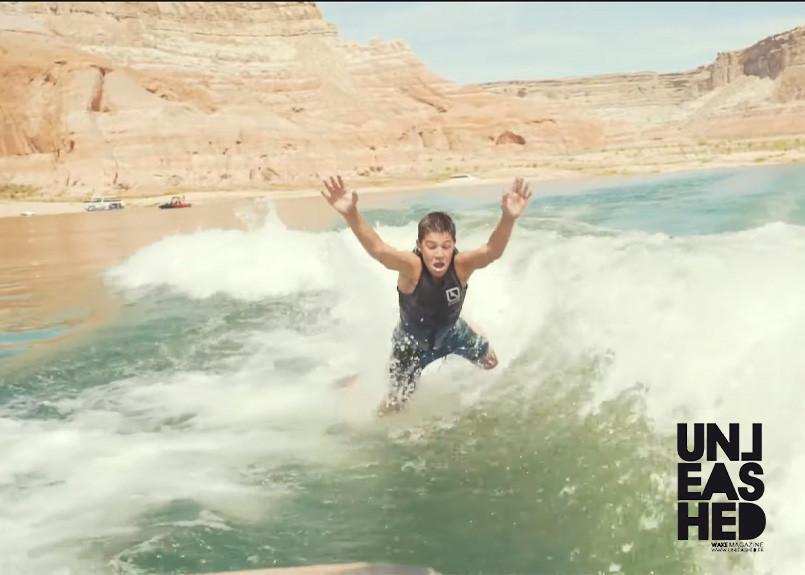 Fails at Lake Powell   Wakesurf & Wakeboard   Unleashed