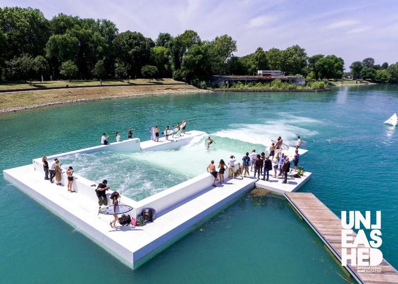 Unit Surf Pool V2 | Surf Milano | Unleashed Wake Mag