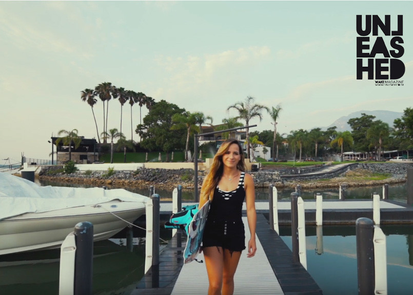 Carolina Rodriguez Wakeboarding | Monterrey Mexico | Unleashed