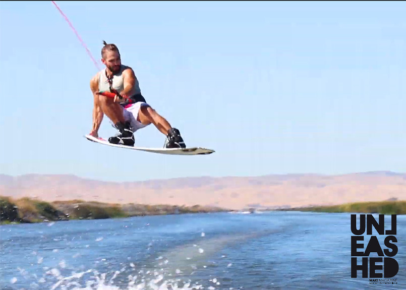 JOSH TWELKER | Nautique G23 Wakeboard Session | Unleashed
